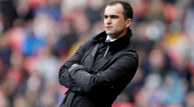 Roberto Martinez knows his side will need an unusually high points tally to finish in the top four