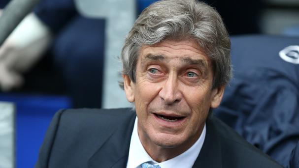Manuel Pellegrini is not concerned by any possible sanctions imposed by UEFA