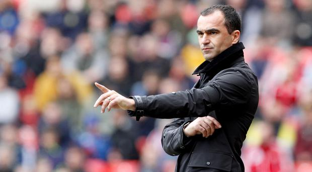 Roberto Martinez expects Crystal Palace to be difficult to break down