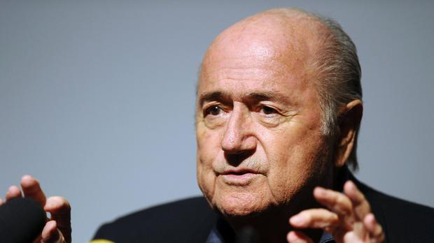 Sepp Blatter has offered his sympathy on the 25th anniversary of the Hillsborough disaster
