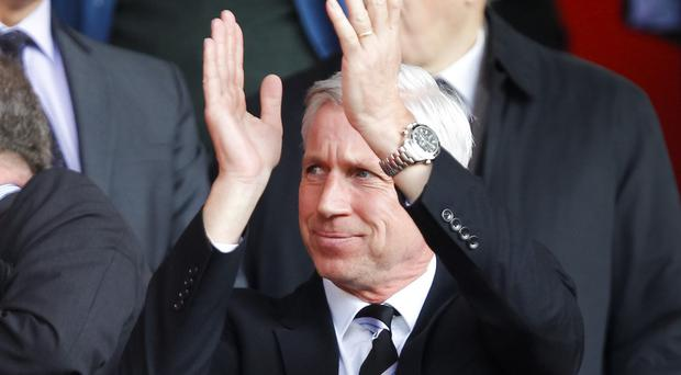 Newcastle manager Alan Pardew is hopeful over his injured players