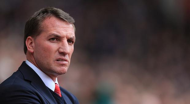 Brendan Rodgers insists his side are not feeling the pressure