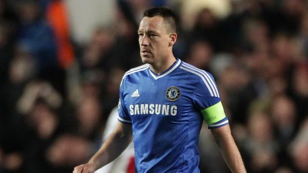 John Terry is set to extend his Chelsea career
