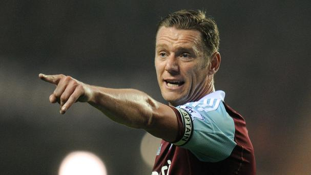 Kevin Nolan has recovered from a hamstring problem