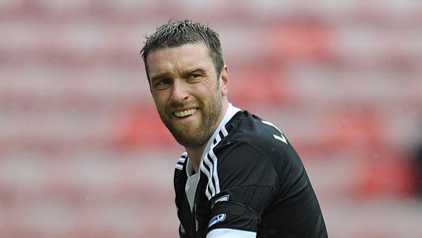Rickie Lambert, pictured, believes Southampton face one of football's biggest challenges to crack the Premier League's top six