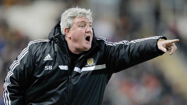 Steve Bruce, pictured, does not believe Arsene Wenger should be under pressure at Arsenal