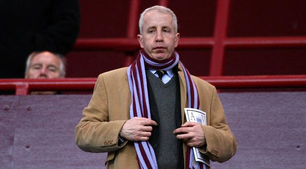 Aston Villa chairman Randy Lerner will not address speculation he is to sell the club until the end of the season