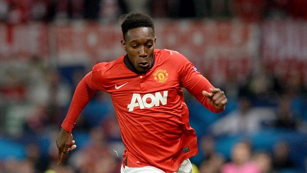 Danny Welbeck has been told he can leave Old Trafford