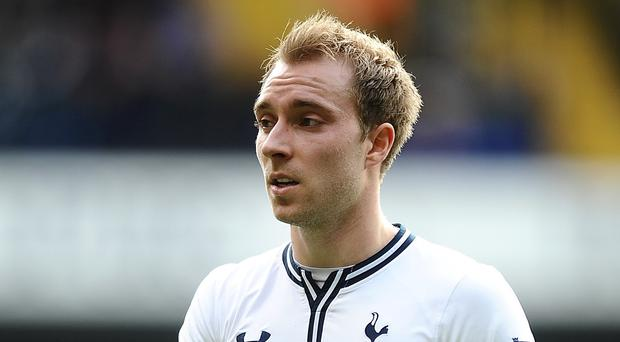 Christian Eriksen could attract attention from some of Europe's major clubs in the summer