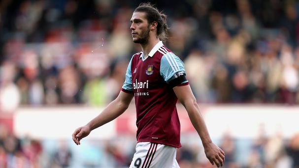 Andy Carroll is targeting a place in England's World Cup squad