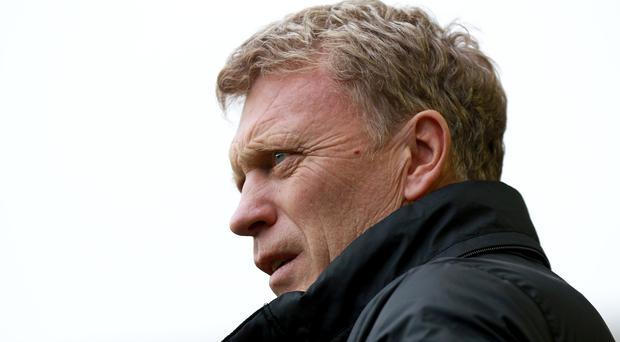 David Moyes has challenged Manchester United to salvage some pride