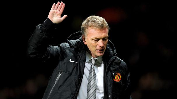 Manchester United are expected to sack David Moyes