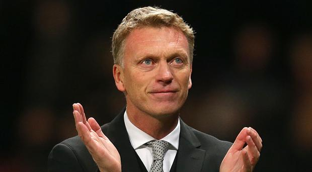David Moyes was sacked as Manchester United manager on Tuesday