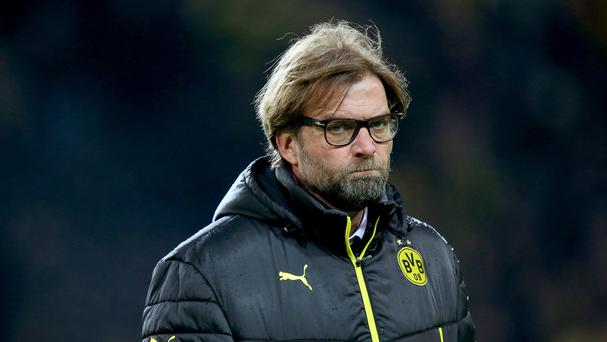 Jurgen Klopp is not interested in taking charge at Manchester United