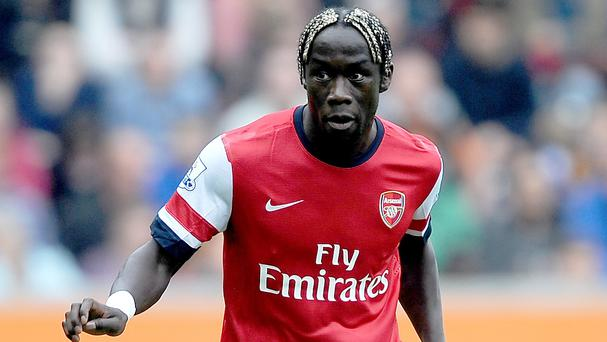 Full-back: Bacary Sagna (Arsenal) 2,550 touches - The Frenchman is out of contract at the end of the season but his importance to Arsenal is underlined by the fact that nobody has touched the ball more often in the league this season