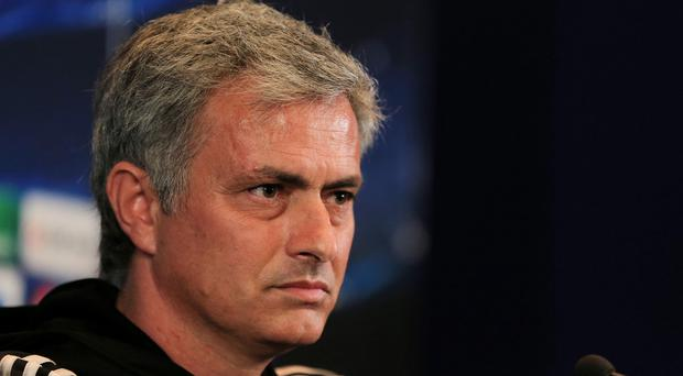 Jose Mourinho defended his Champions League record today