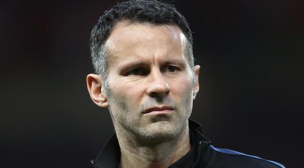 Ryan Giggs hopes to impress in his four games in charge