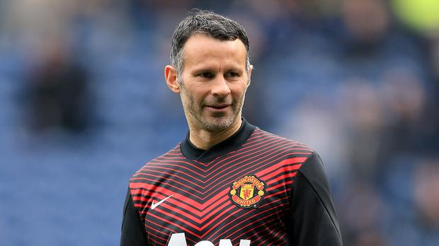 Ryan Giggs, pictured, has been praised by Sir Alex Ferguson