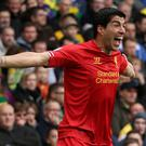 Luis Suarez will be back at Anfield for a charity match