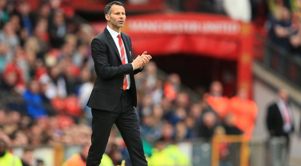 Ryan Giggs' tenure as Manchester United boss got off to the perfect start