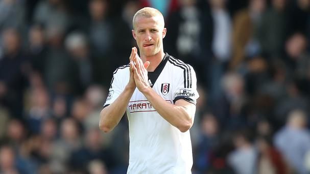 Brede Hangeland believes Fulham need to win their two remaining fixtures to stay in the Barclays Premier League