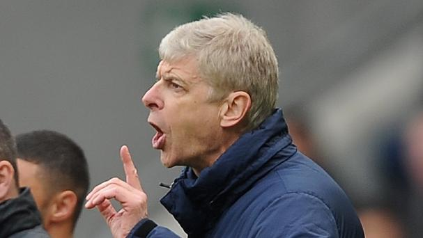 Arsenal manager Arsene Wenger understands tempers can boil over on the touchline.