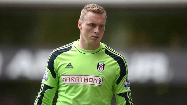 David Stockdale says Fulham must pick themselves up for their last two games