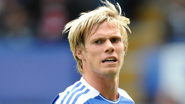 Tomas Kalas was impressive on his first Chelsea start at Anfield