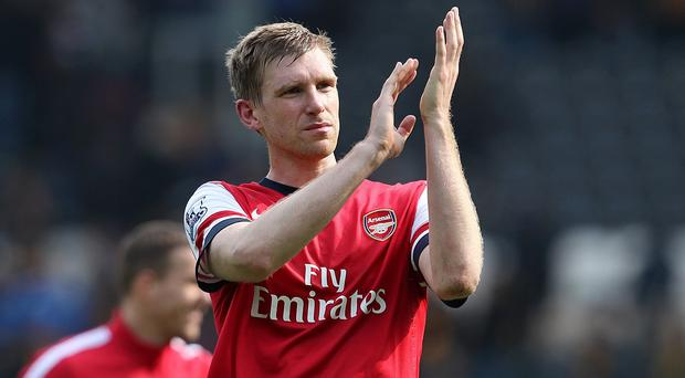 Per Mertesacker concedes Arsenal have to improve against the top sides
