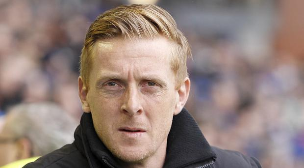 Garry Monk wants to remain as Swansea's manager