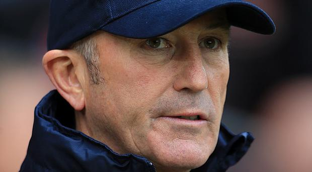 Tony Pulis has guided Crystal Palace to Barclays Premier League survival this season