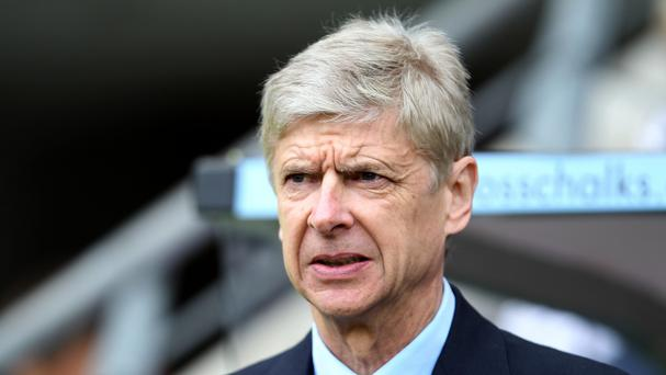 Arsene Wenger feels it has been a 'strange' season