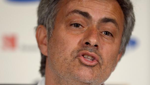 Jose Mourinho is not planning for a big holiday this summer