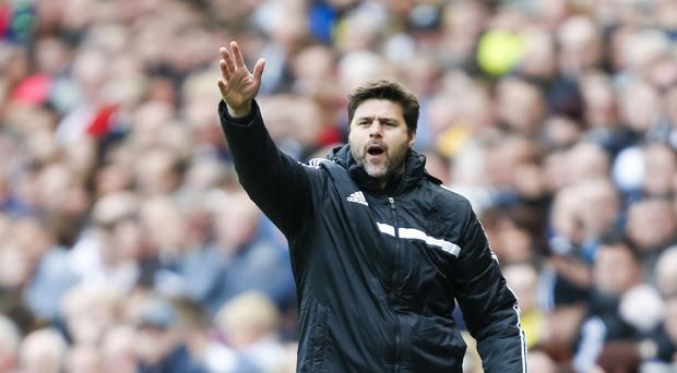 Mauricio Pochettino's Southampton reached 55 points with victory over Swansea