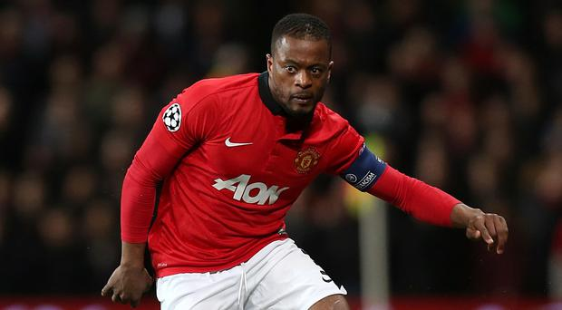 Patrice Evra wants to put the current campaign behind him quickly