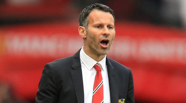 Ryan Giggs has two more games of his spell as interim manager
