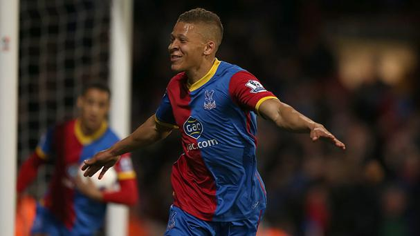 Dwight Gayle scored a late brace to earn a fightback draw for Crystal Palace