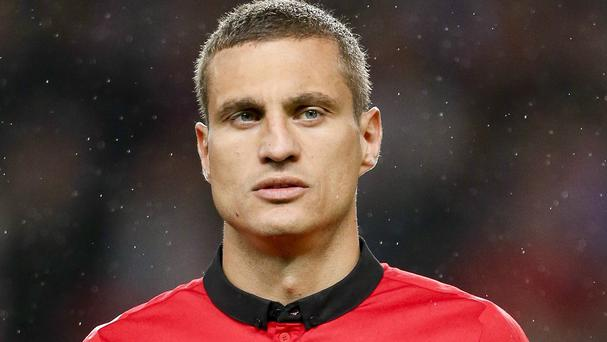 Nemanja Vidic has been with Manchester United since 2006