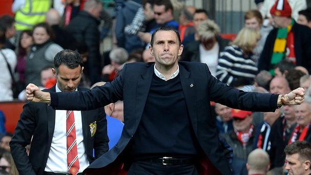 Gus Poyet admits avoiding relegation would be like winning a trophy