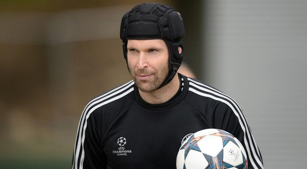 Petr Cech has been dropped