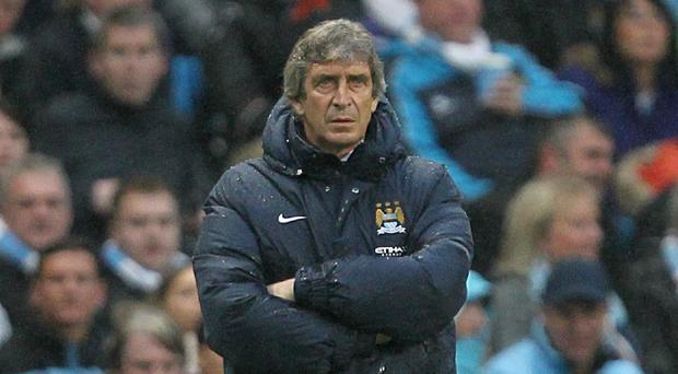 Manuel Pellegrini expects Manchester City to win the title on Sunday but if something went wrong it wouldn't be the first time