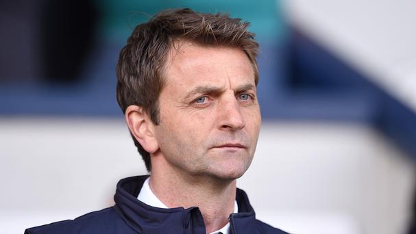 Tim Sherwood is unsure over his future at the club