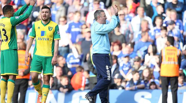 Neil Adams wants to reward Norwich's fans with a good performance against Arsenal