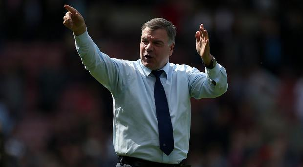 Speculation is rife that Sam Allardyce's days at West Ham are numbered