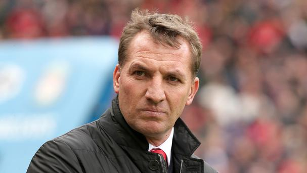 Brendan Rodgers could yet see his side lift the title