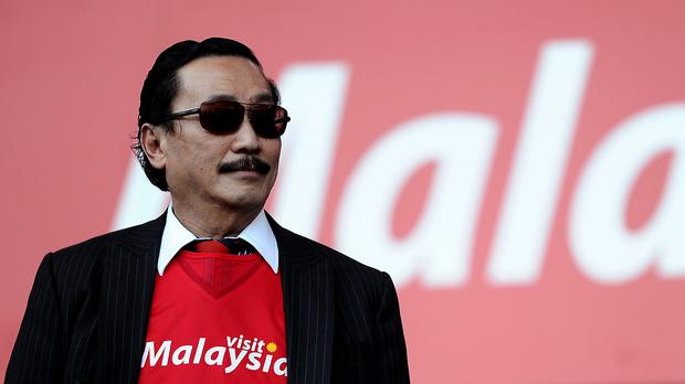 Cardiff owner Vincent Tan