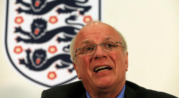 Greg Dyke wants to see more English players at top clubs