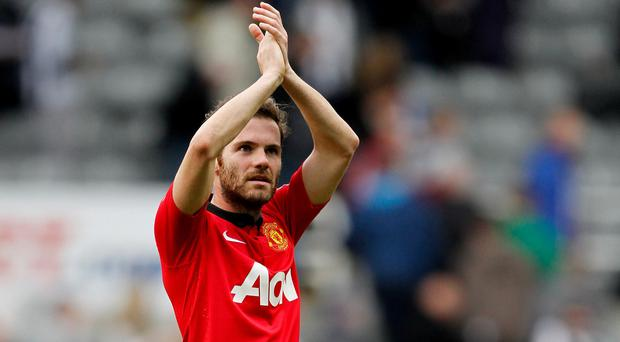 Juan Mata wants to challenge for the title next year