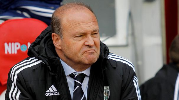 Pepe Mel's West Brom tenure lasted only five months