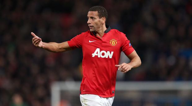 Rio Ferdinand won seven Premier League titles and the Champions League at Old Trafford.